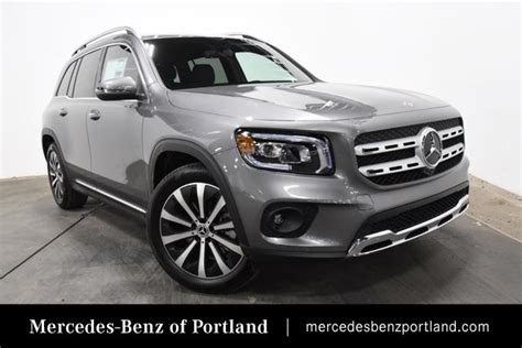 Taxes, fees (title, registration, license, document and transportation fees), manufacturer incentives and rebates are not included. New 2020 Mercedes-Benz GLB GLB 250 4MATIC® SUV SUV in Portland #LW008068 | Mercedes-Benz of Portland