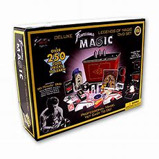 Ultimate Legends Of Magic (with Dvd) By Fantasma Magic