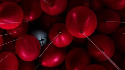 Chapter Balloons Wallpapers 4k Pennywise Clown Movies