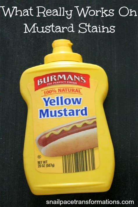 how do you get mustard out of clothes 1000 images about stains out laundry tips on pinterest remove ink stains smell good and