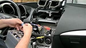 S100 Mazda 3 Head Unit Installation