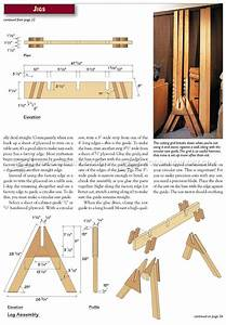 Plywood Cutting Table • WoodArchivist