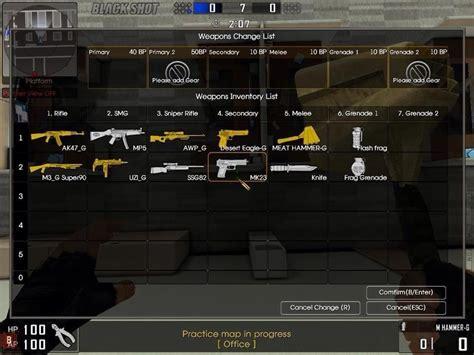 Blackshot Sell Hack