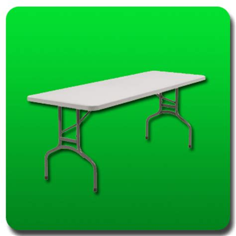 tables chairs inflatables mobile