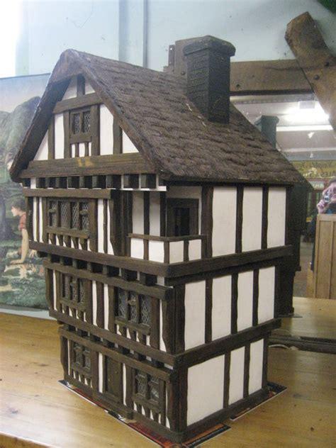 antiques atlas tudor manor dolls house