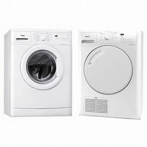 Seche Linge A Pas Cher : lave linge whirlpool ~ Premium-room.com Idées de Décoration