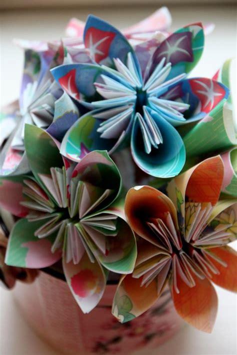 step  step origami flower folding guide hgtv