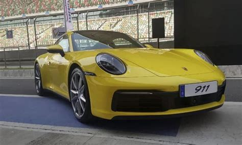 porsche  launched  india read features price