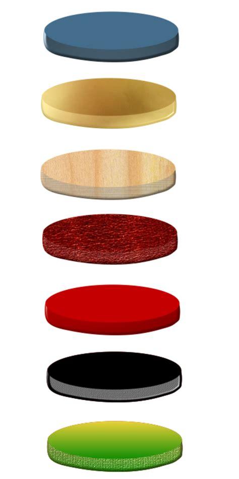 coussins de chaise superb coussin rond pour chaise 12 choix de couleur de