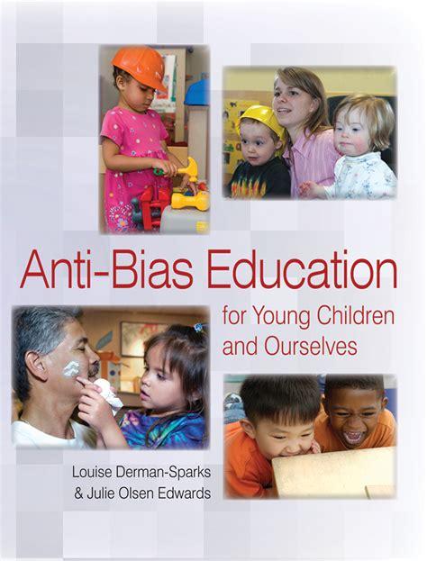 anti bias education naeyc 431 | anti bias%20book%20cover