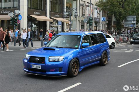 Subaru Forester Sti Subaru Forester Sti 2 September 2017 Autogespot
