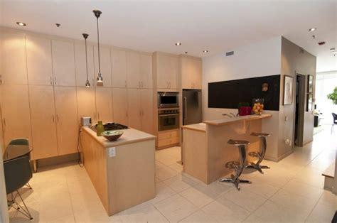 d馗o mur cuisine outremont un appartement trois niveaux valérie vézina collaboration spéciale maisons de luxe
