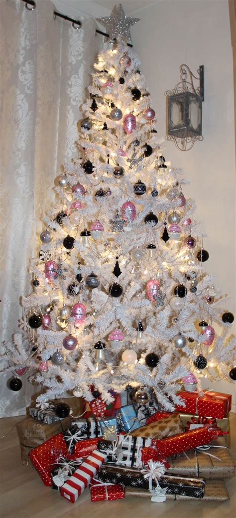 sparkling silver christmas decorations ideas