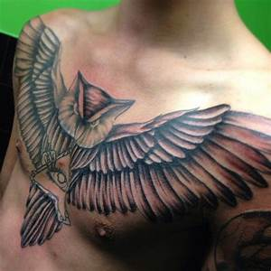 Chest Tattoos For Men - Chest Tattoo Ideas