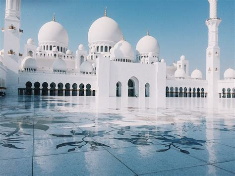 Sheikh Zayed Grand Mosque Photos by Day Trip From Dubai To Sheikh Zayed Grand Mosque In Abu Dhabi