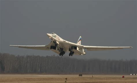 tupolev tu  blackjack white swan aircraft wallpaper  aeronefnet