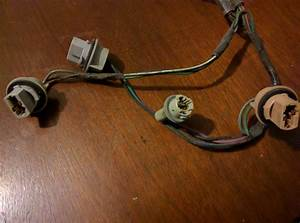 Fs   For Sale  03-05 Forester Tail Light Wiring Harness X2