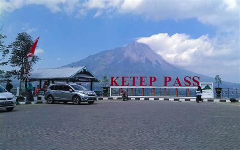 ketep pass tiket pesona alam oktober  travelspromo