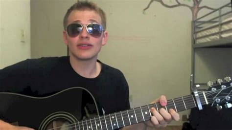 Ellie Goulding Cover With Lyrics And Chords [matt