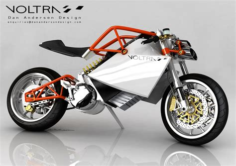 Voltra Electric Motorcycle Concept
