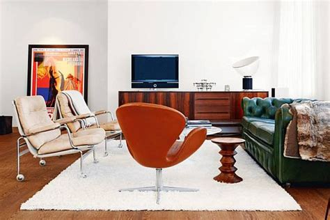Simple Ways To Bring Mid-century Modern Beauty Into Your Home