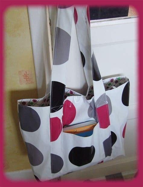 un sac de plage en toile cir 233 e mes tutos couture sacs toile