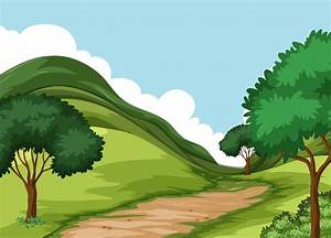 Beautiful, Green, Nature, Landscape, 299317