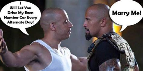 12 Hilarious Memes From Fast & Furious With