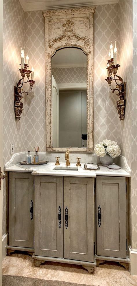 Country Bathroom Mirrors by Best 25 Tile Mirror Frames Ideas On Tile