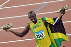 The fastest man alive stays a step ahead of pot ...