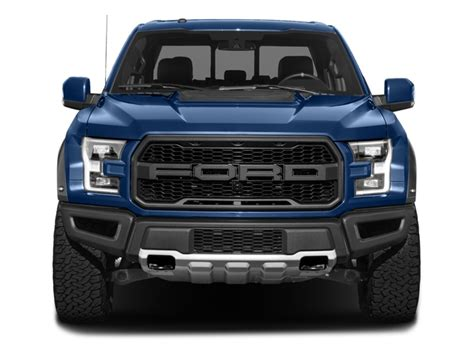 New 2018 Ford F-150 Raptor 4wd Supercrew 5.5' Box Msrp