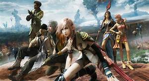 Final Fantasy Series A List Of All Final Fantasy Games