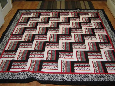 rail fence quilt craftsy