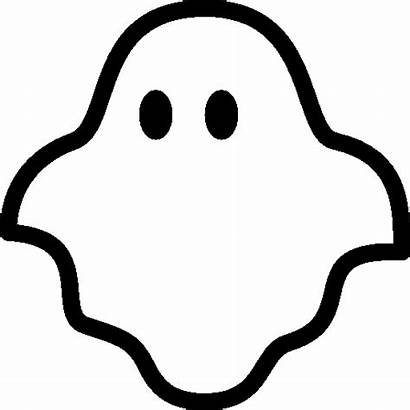 Ghost Icon Halloween Clipart Transparent Icons Holidays