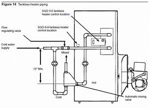 Tankless Heater Piping  U2014 Heating Help  The Wall