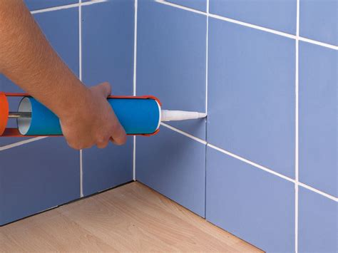 how to apply a sealant to grout and tiled areas how tos