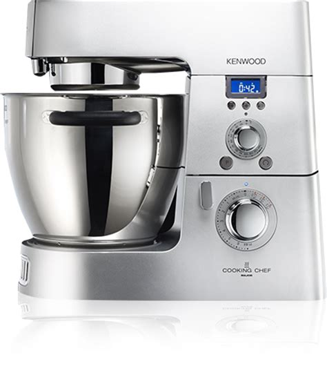 cuisine kenwood cooking chef le multifonction le cooking chef de kenwood