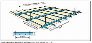 Pose D Un Faux Plafond En Ba13 : pose faux plafond placo maison travaux ~ Melissatoandfro.com Idées de Décoration