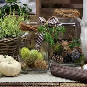 Herbstdeko Holz Selber Machen : herbstdeko basteln selber machen ideen ~ Whattoseeinmadrid.com Haus und Dekorationen