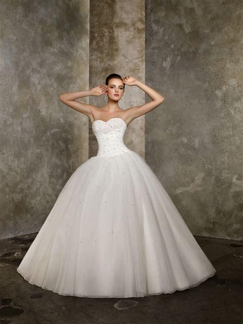 cutest wedding dresses gowns with neckline wedding dress