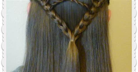 easter hairstyles braided dream catcher hair tutorial
