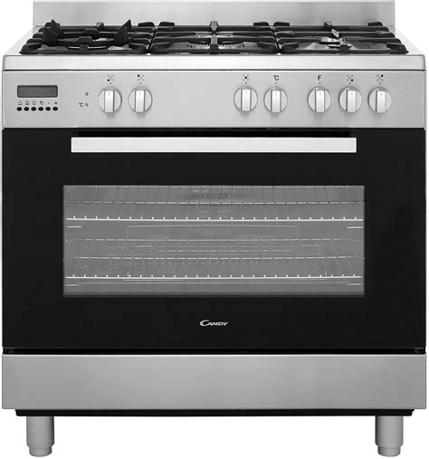candy ccgmpx cm dual fuel range cooker review