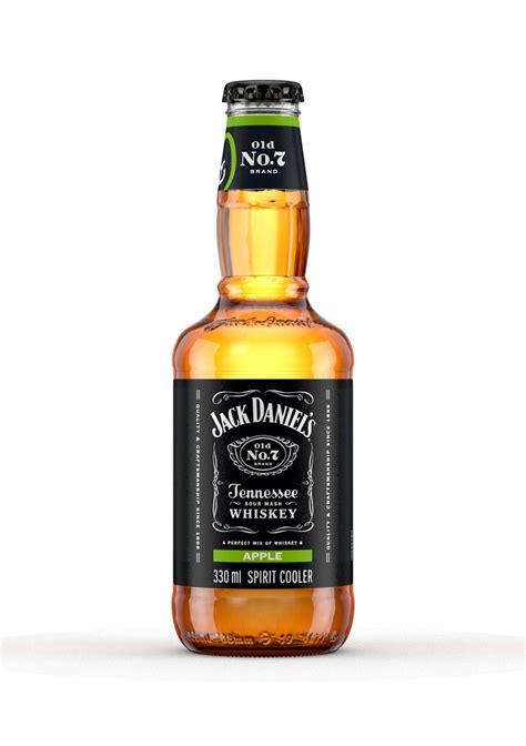 jack daniels tennessee whiskey apple   ml