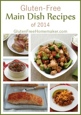 Glutenfree Dinner Recipes Of 2014  Glutenfree Homemaker