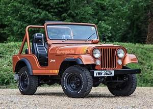 Ref 57 1974 Jeep Cj5
