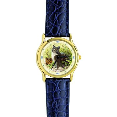 limited edition lesley anne ivory cat watches daily