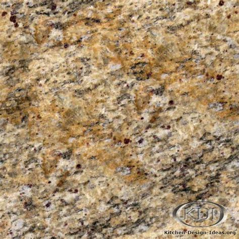 santa cecilia classico granite kitchen countertop ideas