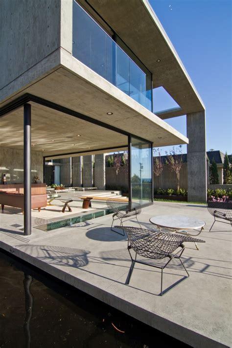 residential architectural design concrete residential architecture designed to feel