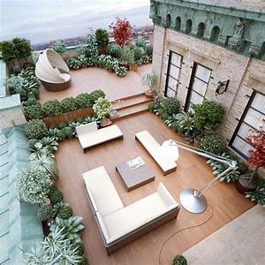 amenager une terrasse d39appartement conseils d39expert et With charming amenagement terrasse exterieure appartement 10 balcon en ville conseils pour un petit balcon avec