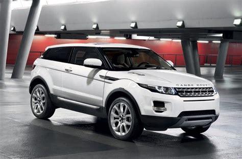 paris preview land rover reveals  evoque  list